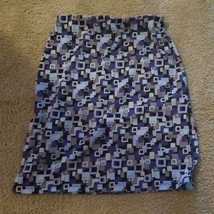 XOXO stretch skirt size small
